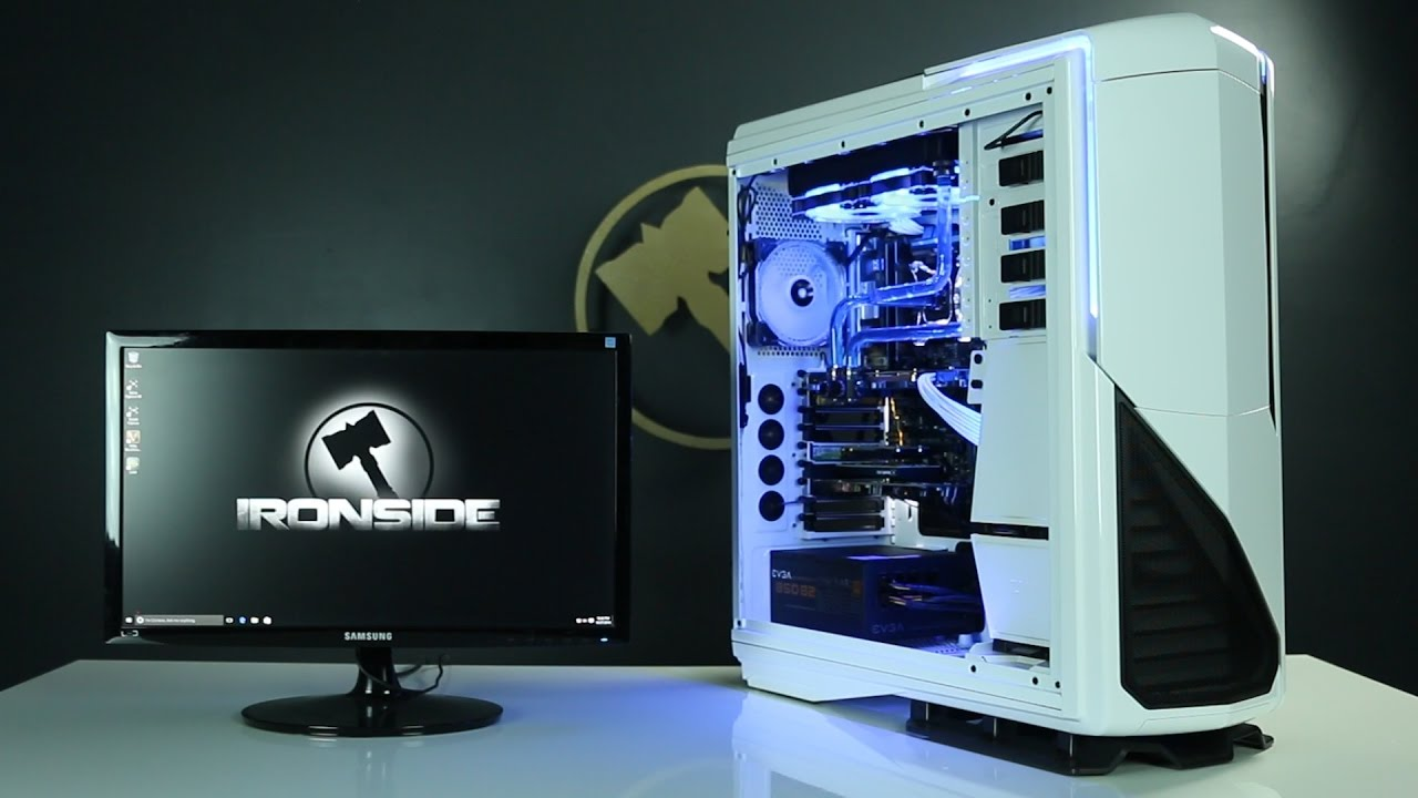 Ironside Computers Rytir