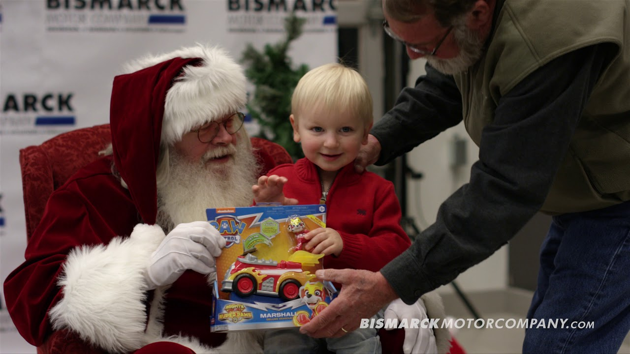 Happy Holidays from Bismarck Motor Company | 2019