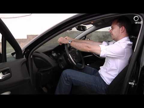 Vídeo curso autoescuela: Habitáculo y asiento del conductor