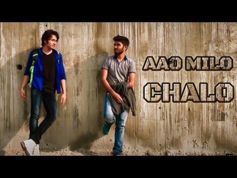 Aao Milo Chalo | Hum jo chalne lage Remake | Jab We Met | Anurag Jha, Vibhanshu Ramteke