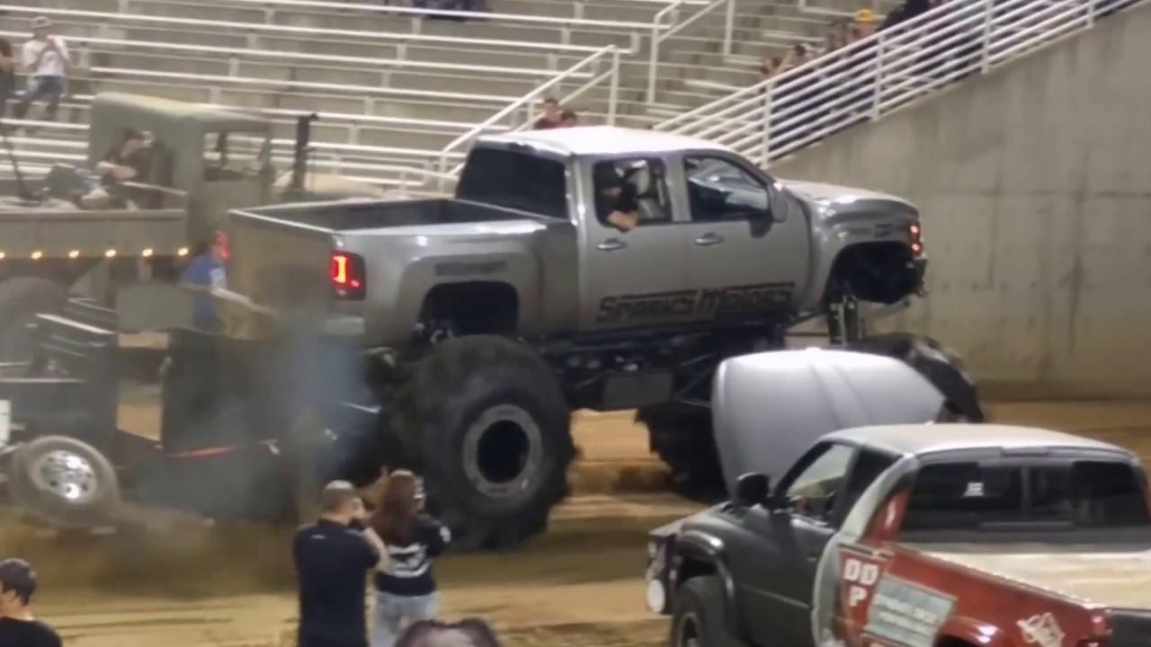 Diesel Brothers Mud Truck Hercules