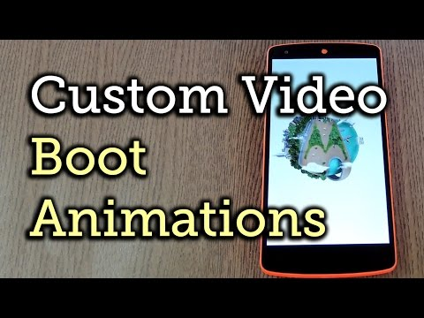 Enable Video Boot Animations on Your Rooted KitKat Device [How-To]
