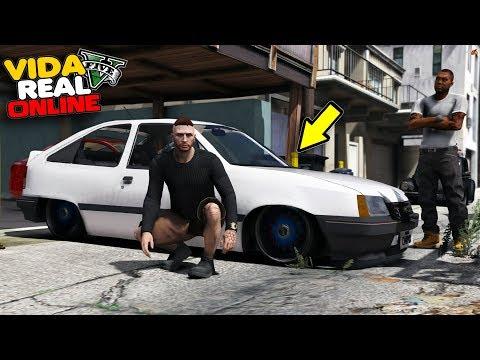 GTA V - VIDA REAL | CLIENTE FICOU SATISFEITO COM O KADETT ! #611