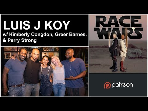 Black Dad w/ Kimberly Congdon, Greer Barnes & Perry Strong