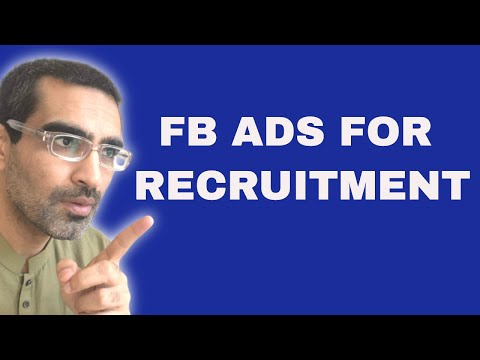 How To Use Facebook Ads For Recruitment