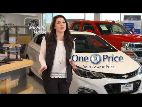 Paul Masse Chevrolet >> Paul Masse Chevrolet One Price 15 Seconds