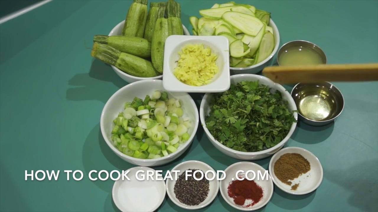 Raw food recipe zucchini cilantro ginger salad youtube raw food recipe zucchini cilantro ginger salad forumfinder Choice Image