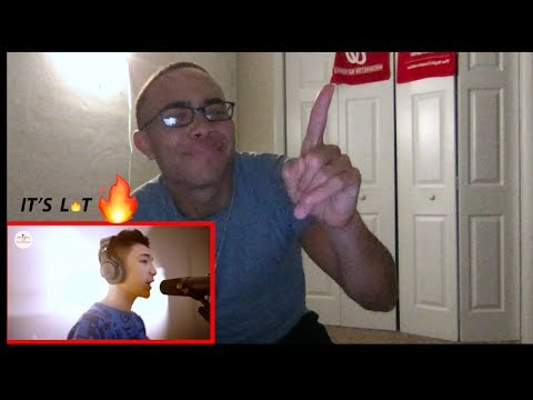 Thumbnail: Despacito Remix feat. Justin Bieber - (Cover by Darren Espanto) REACTION!!!!