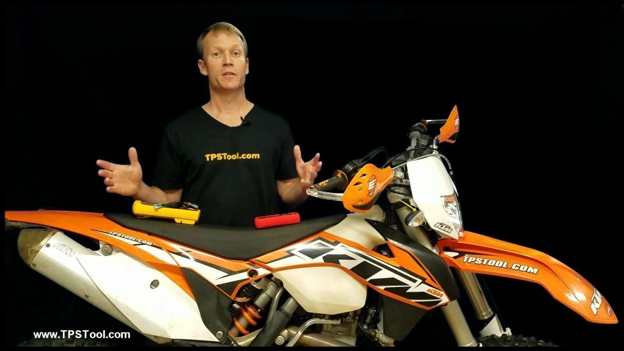 HowTo adjust the Throttle Position Sensor (TPS) on your KTM for optimum  performance