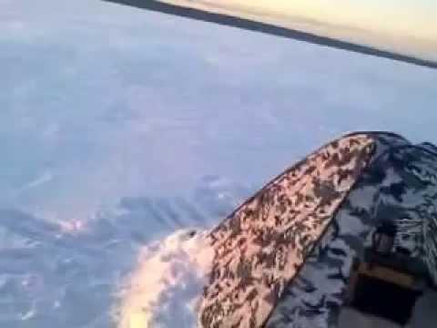 зимняя рыбалка озеро плещеево 7.01.15. - YouTube