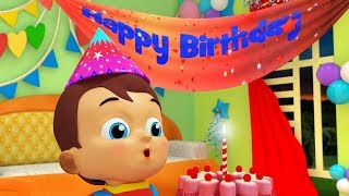 كليب هابي بيرثدي - happy birthday to you | TINTON TV