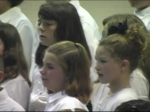 Jones Dairy Elementary School Chorus #1