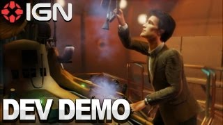 Doctor Who: The Eternity Clock - Dev Demo