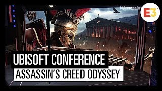 #12 Assassin's Creed Odyssey - Ubisoft E3 2018 Conference
