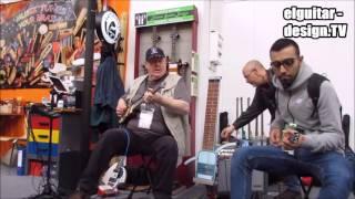 elguitar-design.tv - Demo 06 - Rock & Blues-Demo @ Musikmesse 2016