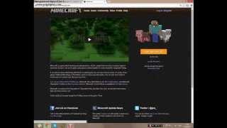 Как зарегистрироваться на сайте Minecraft.net (Новый способ)