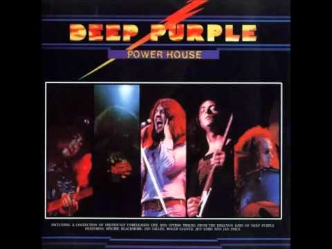 Deep Purple   Power House   Album 1977