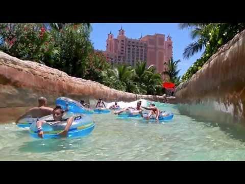 Aquaventure in Atlantis Nau, Bahamas