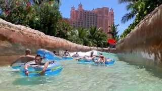 Aquaventure in Atlantis Nassau, Bahamas