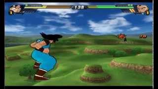 DBZ Budokai Tenkaichi 3 Mod (Goku Jr vs Vegeta Jr) {DBOFRIEND}
