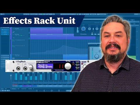 Digitech GSP1101 Effects Rack