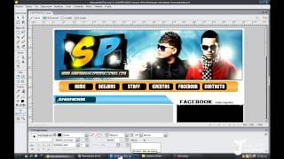 Plantilla web para radio Online 2013 by jhanzito