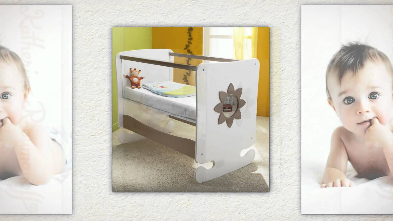 lit pour b b design simba youtube. Black Bedroom Furniture Sets. Home Design Ideas