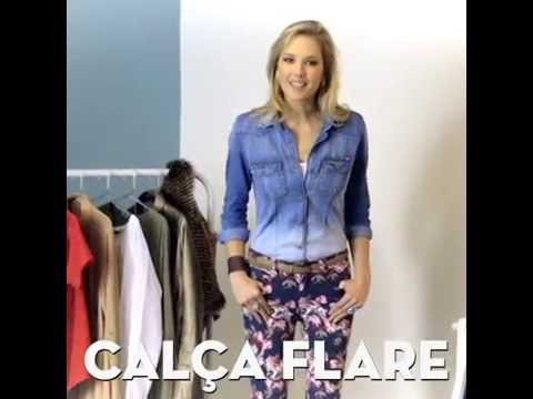 Look do Dia Pernambucanas – Calça Flare Video