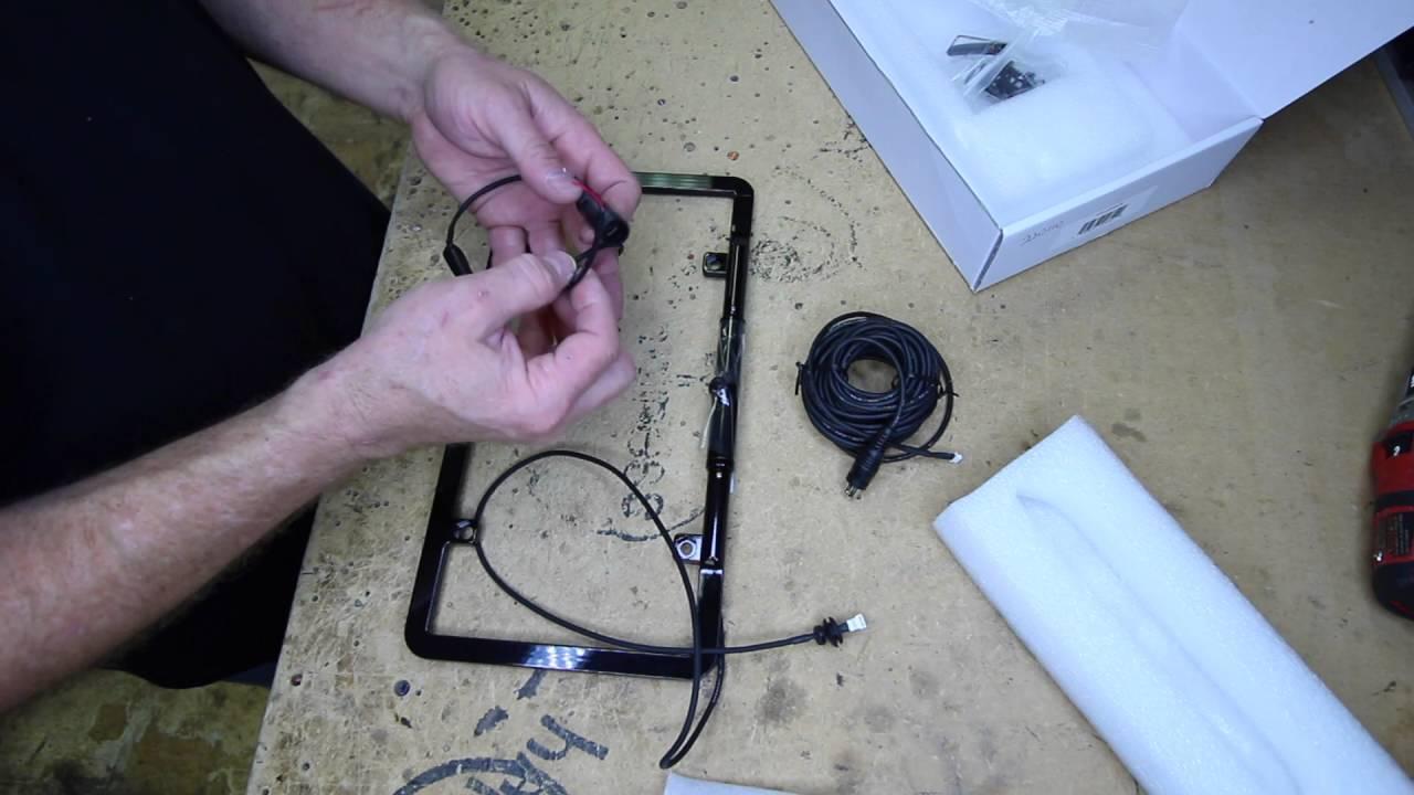 Backup Camera Basics 101 For Your Car Youtube Basic Wiring