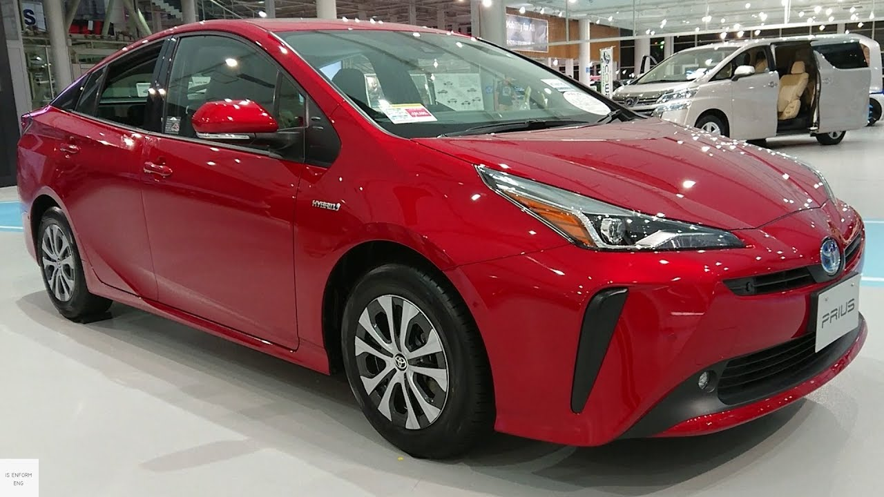 Toyota Prius 1.8 HYBRID FWD