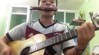 Cô gái trường Xây - cover [Guitar & Harmonica]