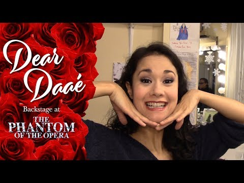 Episode 6: Dear Daaé: Backstage at THE PHANTOM OF THE OPERA with Ali Ewoldt