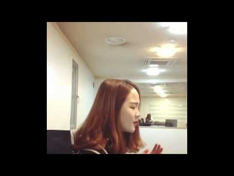Jeong Yujin - I Will Go to You Like the First Snow (Ailee Cover)