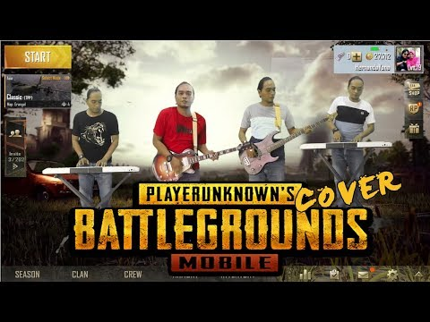 PUBG | *NEW* Playerunknown's Battlegrounds | Main Menu Theme Song Cover Reggae Ska