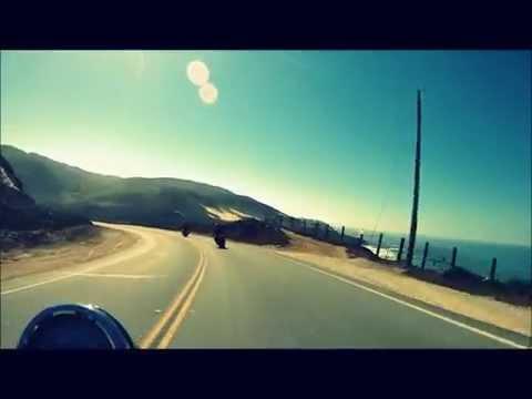 Big Sur Run- Victory Vegas, Harley Sportster, Z 1000