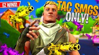 CRAZY TAC SMG ONLY Fortnite Game! - Fortnite Stream Highlight