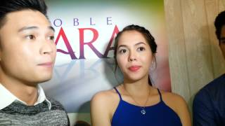 "Julia Montes topbills ""Doble Kara"" with new leading men"