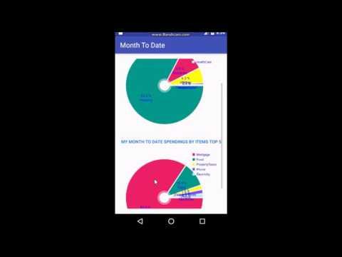 MySpending Mobile App