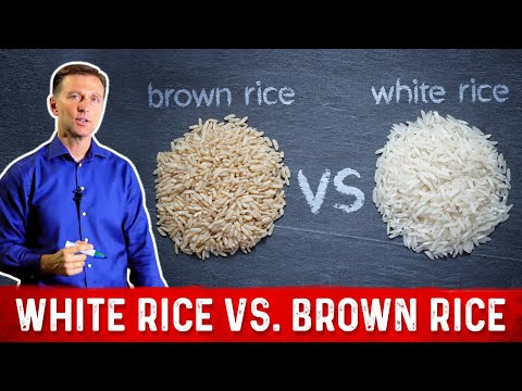 White vs. Brown Rice: What is Healthier?