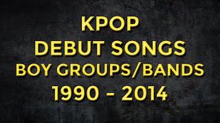 Video KPOP Debut songs - Boy Group/Band 1990 - 2014 download MP3, 3GP, MP4, WEBM, AVI, FLV Agustus 2018