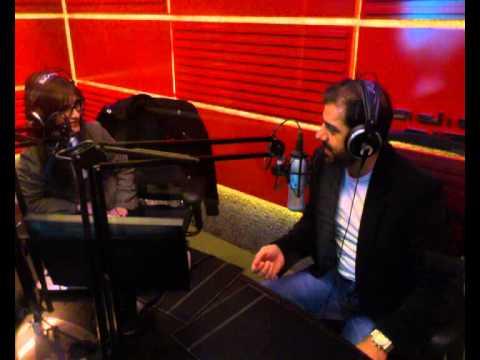 MARIO DAOU s live interview @ Rotana Delta...