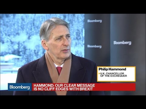 U.K.'s Philip Hammond on Brexit, Financial Services, and the Pound Hqdefault