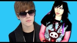 Emo Girl - Justin Bieber is my Boyfriend