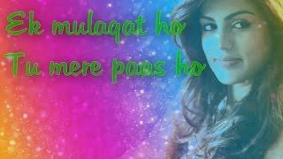 Ek Mulaqaat - Cover - Sonali Cable - Mohammed Naushad