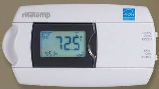 [FPER_4992]  Home Improvement: Upgrading the Thermostat How To (YTO 188) - YouTube | Rite Temp Thermostat Wiring Diagram 7 Wire |  | YouTube