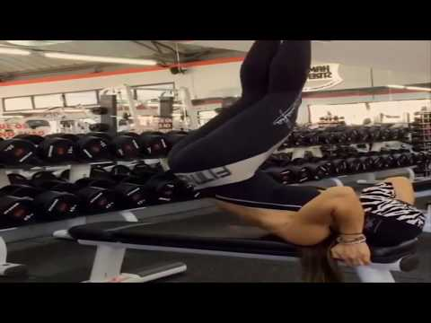 ALICE MATOS - Bikini Fitness Athlete: Workouts and Exercises @ Brazil