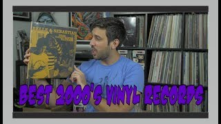 Best Vinyl Records From The 2000s