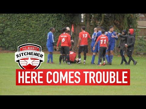 NEW SEASON, SAME BERGHOLT! | Brotherhood's Sunday League Football | Kitchener FC