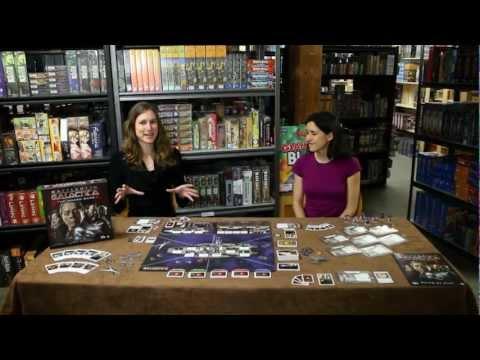 Battlestar Galactica Review - Starlit Citadel Reviews Season 1