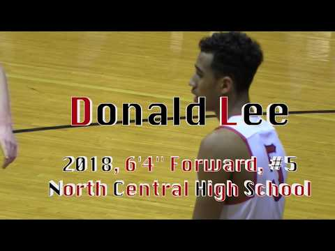 Donald Lee, 2018, F North Central vs. HSE 12.8.2017